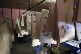 Ambalavao - výroba papíru Antaimoro