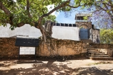 Ambohimanga - vnitřní vstupní brána k palácům