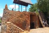 Ambohimanga - hlavní brána Ambatomitsanaga