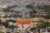 Antananarivo - jezero Anosy a stadion Mahamasina