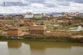 Antananarivo - výroba cihel