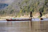 Tsiribihina - pirogy
