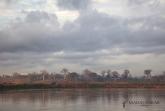 Řeka Tsiribihina a baobaby