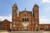 Katedrála ve vesnici Betafo