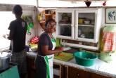 Personá lodi - řeka Tsiribihina