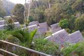 Chatky u národního parku Andasibe - Mantadia