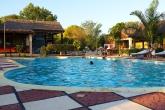 Hotel v u národního parku Tsingy de Bemaraha