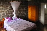 Hotel v městečku Ranohira (park Isalo)