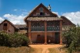 Dům cestou do NP Andringitra