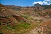 Rýžová pole cestou do NP Andringitra