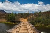 Most cestou do NP Andringitra