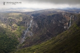 Vodopády Riambavy a Riandahy, národní park Andringitra