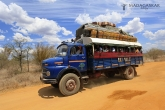 Náklaďák jako autobus