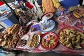 Pouliční strava na Madagaskaru