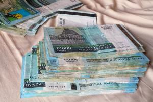 Ariary - madagaskarské peníze