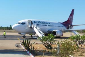 Letecká doprava po Madagaskaru - Air Madagascar