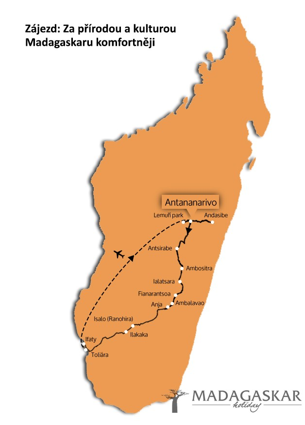 Madagaskar-komfortne
