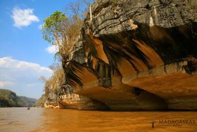 Řeka Manambolo